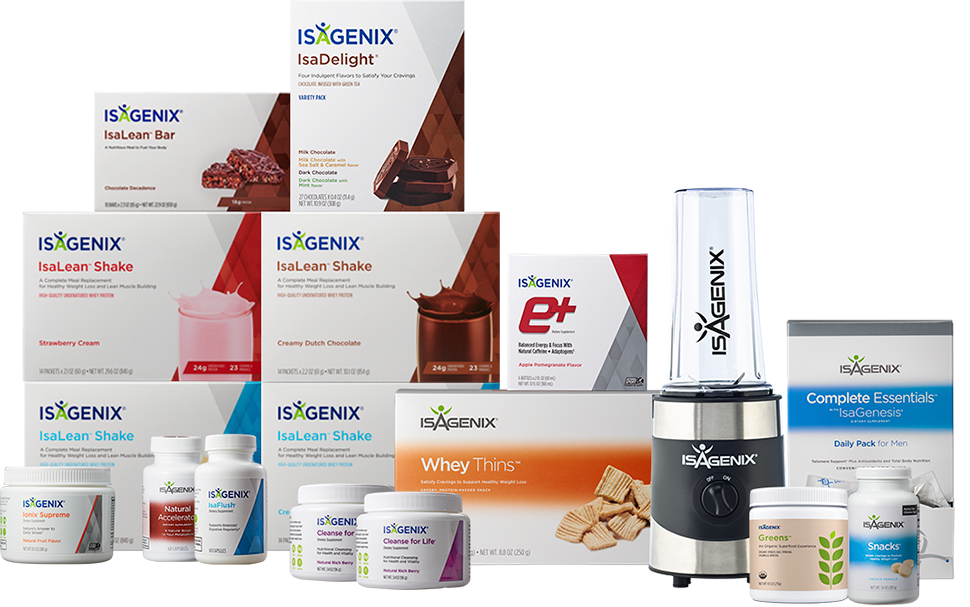 Isagenix Value pak